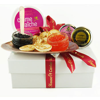 SIMPLY CAVIAR  GIFT BASKET LARGE