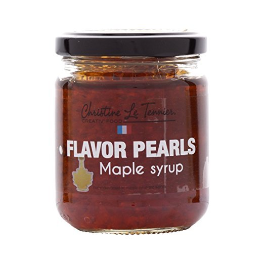 MAPLE SYRUP PEARLS 7 OZ LARGE