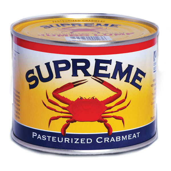 Supreme Jumbo Lump Crabmeat LARGE