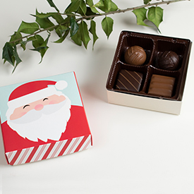 Four Piece Holiday GIft Box THUMBNAIL