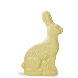 White Chocolate Easter Bunny Gift