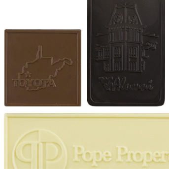 Custom Logo Chocolate Bars