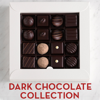 Dark Swiss Chocolate Gift Box