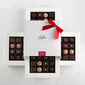 Dark Chocolates 64 piece box
