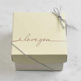 Eight Piece I Love You Gift Box MAIN