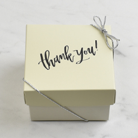 Eight Piece Thank You Gift Box SWATCH