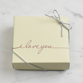 Four Piece I Love You Gift Box Mini-Thumbnail
