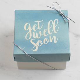 Eight Piece Get Well Gift Box SWATCH