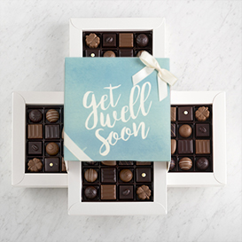 Four Layer Get Well Gift Box MAIN