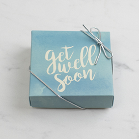 Four Piece Get Well Gift Box Mini-Thumbnail