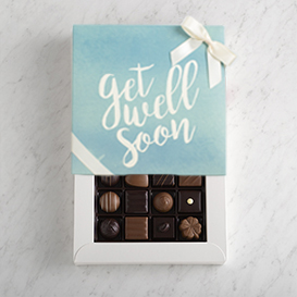 One Layer Get Well Gift Box MAIN