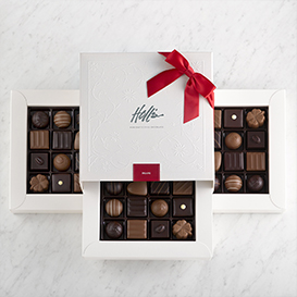Deluxe Chocolates 48 piece box THUMBNAIL