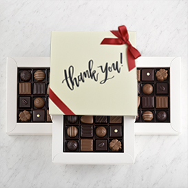 Deluxe Three Layer Thank You Gift Box THUMBNAIL