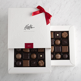 Deluxe Chocolates 32 piece box THUMBNAIL