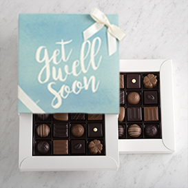 Two Layer Get Well Gift Box SWATCH