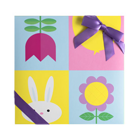 Swiss Chocolate Easter Bunny Gifts