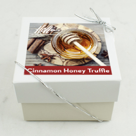 Eight Piece Cinnamon Honey Truffle Box THUMBNAIL