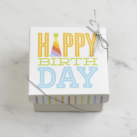 Eight Piece Happy Birthday Gift Box Mini-Thumbnail