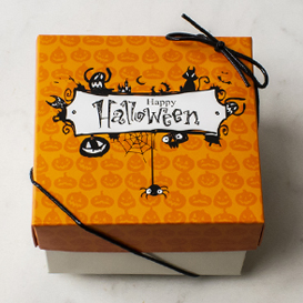 Eight Piece Halloween Gift Box MAIN