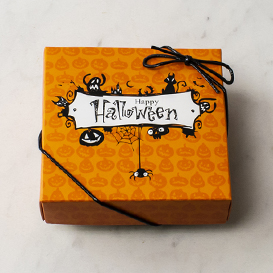 Four Piece Halloween Gift Box Mini-Thumbnail