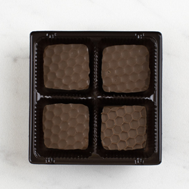 Four Piece Honey Truffle Box Mini-Thumbnail