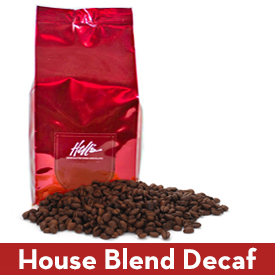 Holl's House Blend Decaf Coffee THUMBNAIL