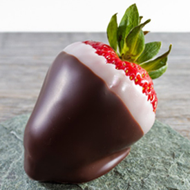 Individual Chocolate Dipped Strawberry THUMBNAIL