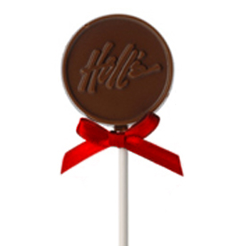 Holl's Lollipop - Milk Chocolate THUMBNAIL
