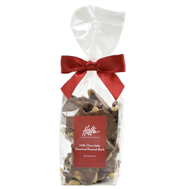 Milk Chocolate Roasted Peanut Bark