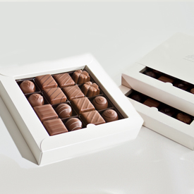 Milk Chocolate Two Layer Box