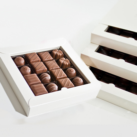 Milk Chocolate Three Layer Box