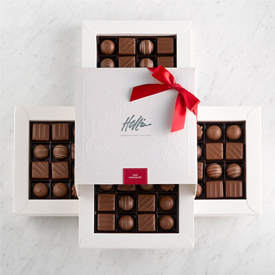 Milk Chocolate Four Layer Box MAIN