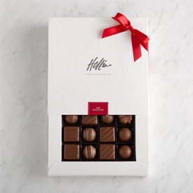 Milk Chocolate One Layer Box