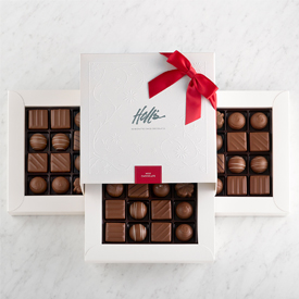 Milk Chocolate Three Layer Box THUMBNAIL