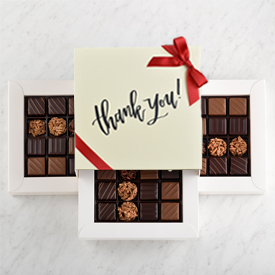 Three Layer Thank You Gift Box SWATCH