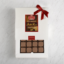 Smooth Ambler Rum Truffles - 16 Piece