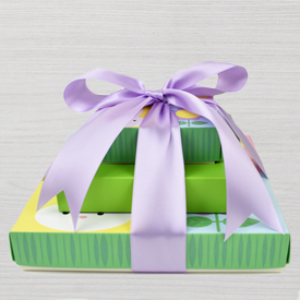 Small Easter Gift Tower