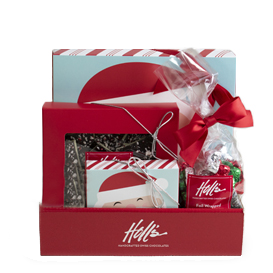 Small Best of the Holidays Gift Basket MAIN