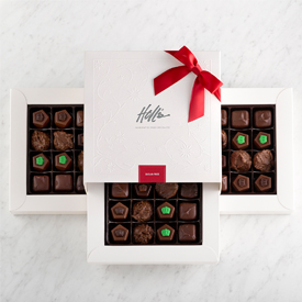 Sugar Free Chocolate 48 piece box THUMBNAIL