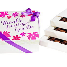 Deluxe Three Layer Thank You Box