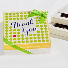 Deluxe Two Layer Teacher Appreciation Box