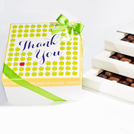 Deluxe Three Layer Teacher Appreciation Box