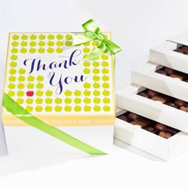 Deluxe Four Layer Teacher Appreciation Box