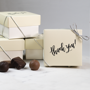 Four Pack - Eight Piece Thank You Gift Boxes MAIN