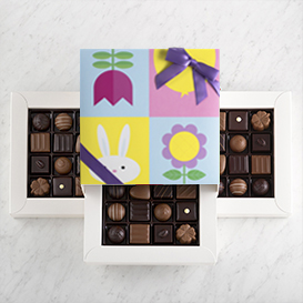 Deluxe Easter Chocolate Gift Box THUMBNAIL