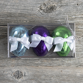Swiss Chocolate Easter Egg Gifts