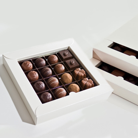 Truffle Two Layer Box