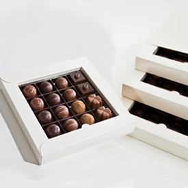 Truffle Three Layer Box