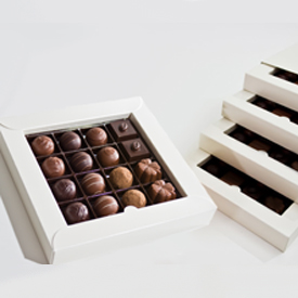 Truffle Four Layer Box