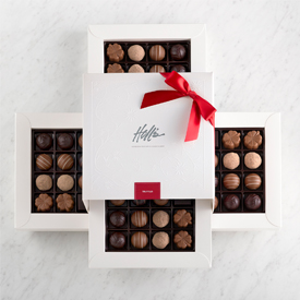Chocolate Truffle 64 piece box